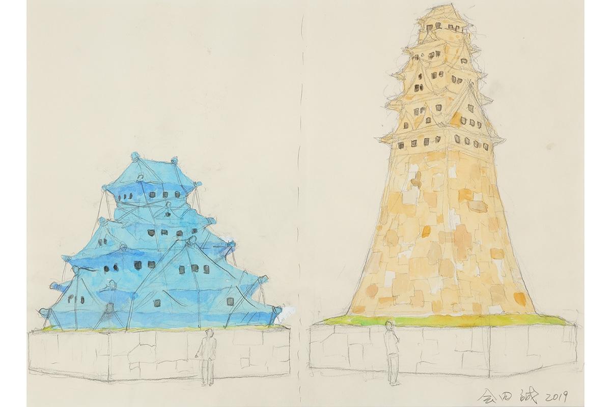 """15パターンの""""東京""""を見よ! ワタリウム美術館で会田誠、マリオ・ボッタらの「生きている東京展」"""