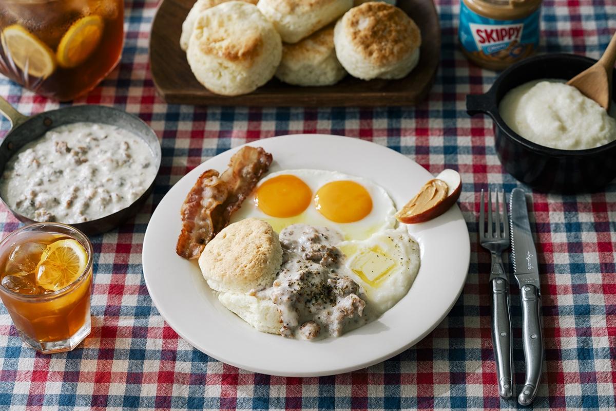 アメリカ南部へトリップ WORLD BREAKFAST ALLDAYの朝ごはんで旅気分を味わおう